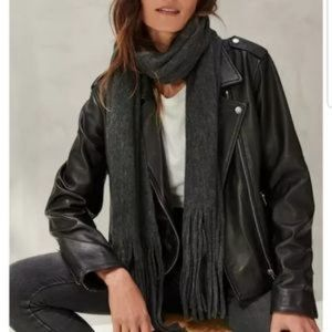 Lucky Brand Brushed Scarf nwt